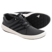 adidas outdoor Satellize Shoes (For Men) in Dark Grey Heather/White/Black - Closeouts