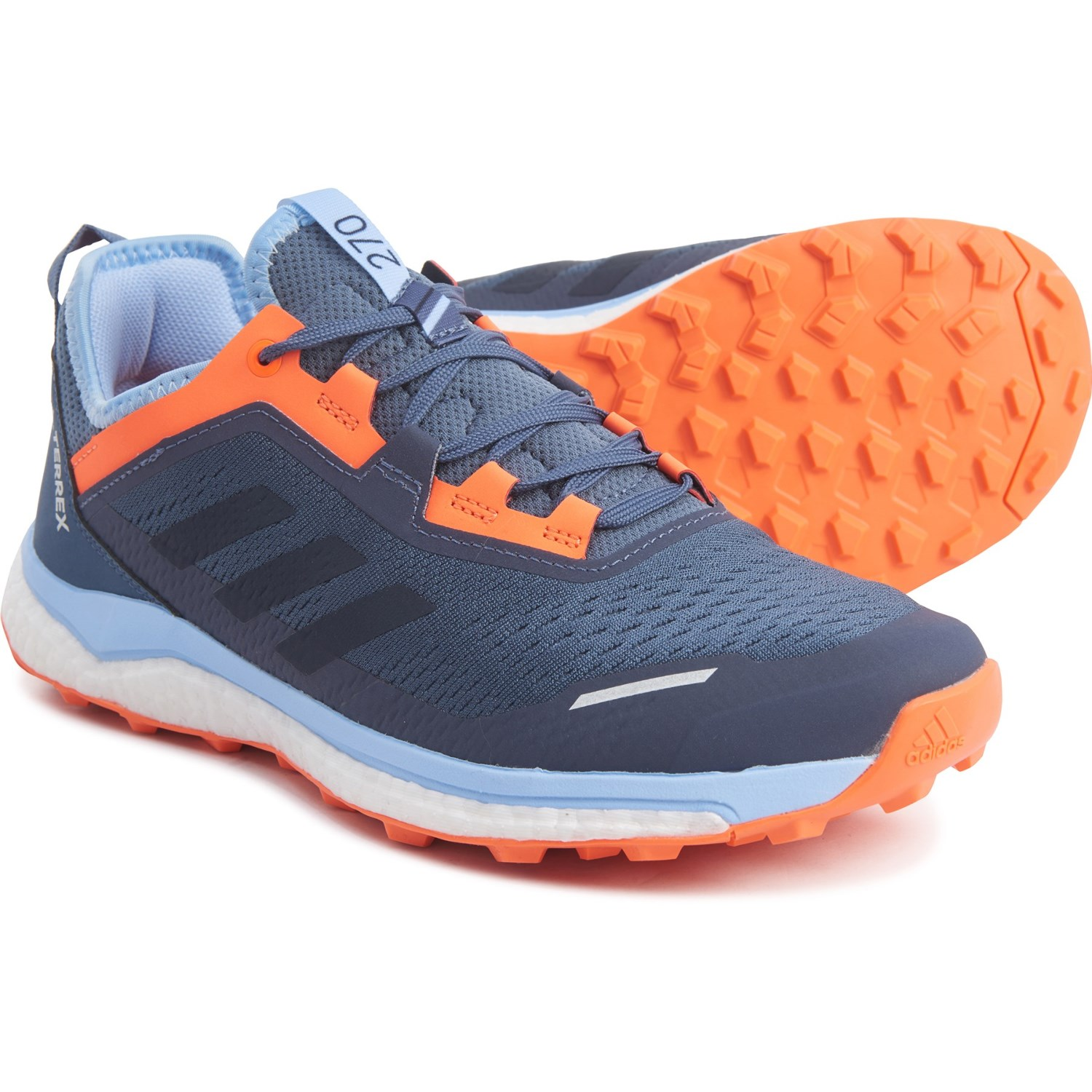 adidas outdoor Terrex Agravic Flow Trail Running Shoes (For ...
