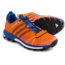 adidas outdoor Terrex Agravic Trail Running Shoes (For Men) in Eqt Orange/Black/Orange - Closeouts