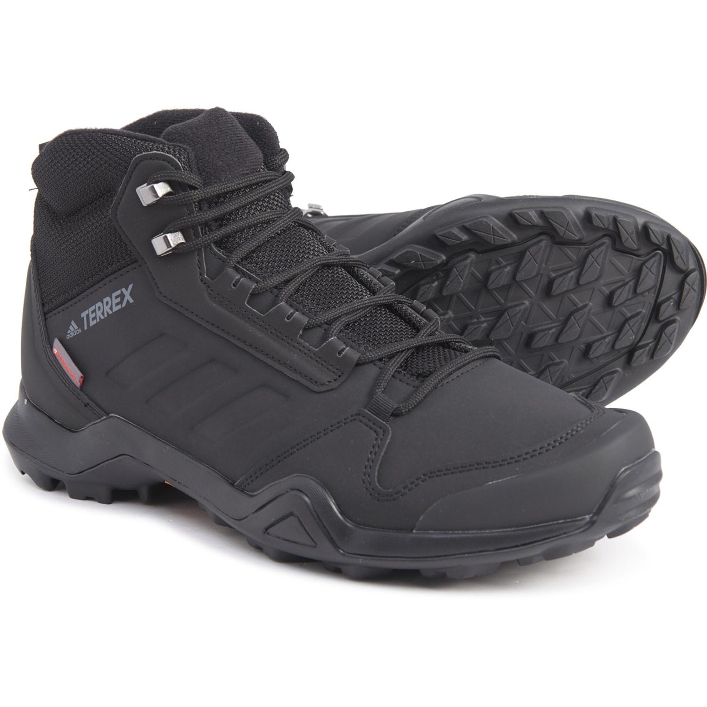 adidas outdoor Terrex AX3 Beta Mid CW Snow Boots (For Men ...