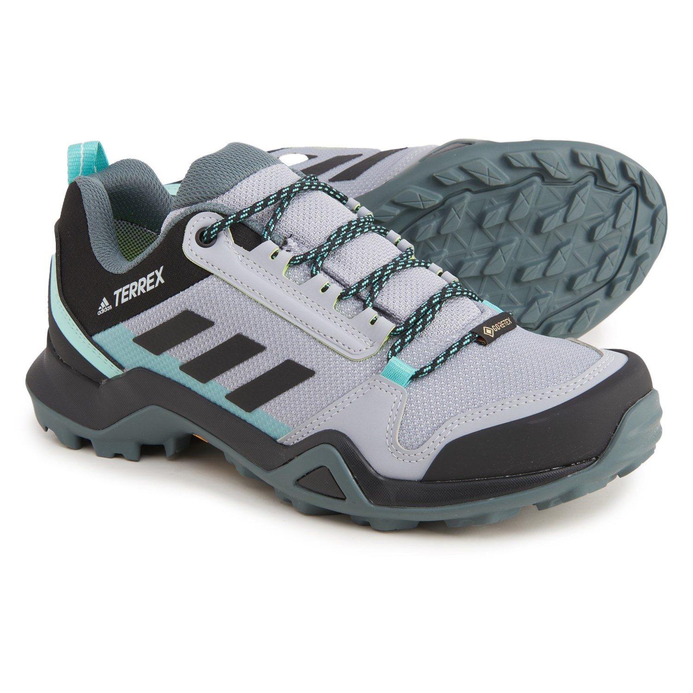 adidas outdoor Terrex AX3 Gore-Tex® Hiking Shoes (For Women ...