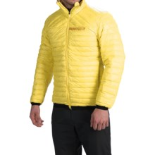 adidas outdoor Terrex Downblaze Down Jacket - 700 Fill Power (For Men) in Bright Yellow - Closeouts