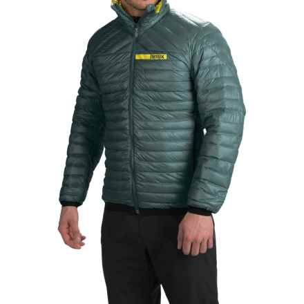 adidas outdoor Terrex Downblaze Down Jacket - 700 Fill Power (For Men) in Midnight - Closeouts