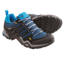 Adidas Outdoor Terrex Fast X Gore-Tex® XCR® Hiking Shoes - Waterproof (For Men) in Blue Beauty/Black/Solar Blue - Closeouts