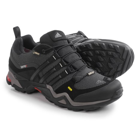Adidas Outdoor Terrex Fast X Gore Tex(R) XCR(R) Hiking Shoes Waterproof (For Men)