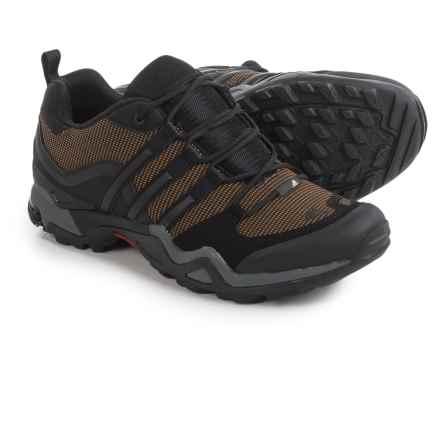 adidas outdoor Terrex Fast X Hiking Shoes (For Men) in Earth/Black/Vista Grey - Closeouts