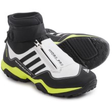 adidas outdoor Terrex Hydro Pro Water Boots (For Men) in White/Black/Solar Yellow - Closeouts