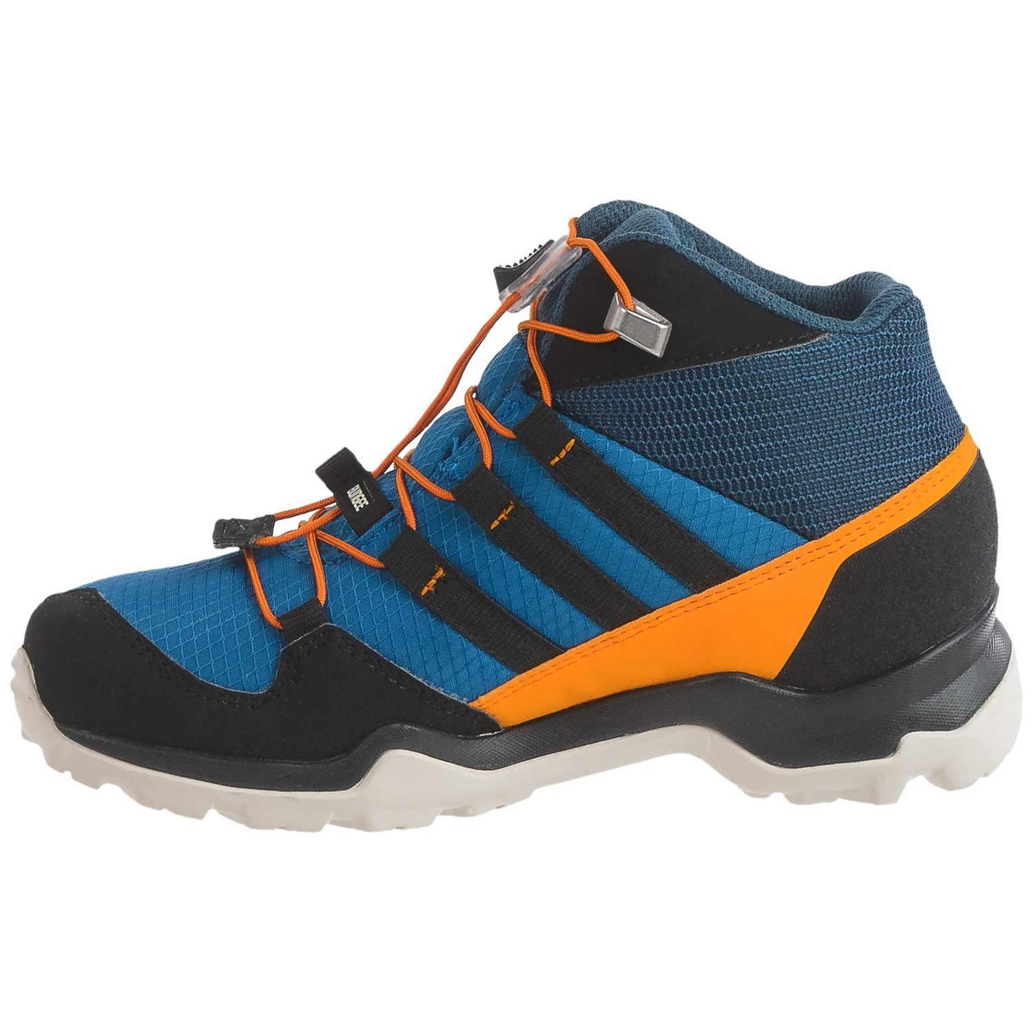 adidas outdoor Terrex Mid Gore-Tex® Hiking Boots (For Little and ...