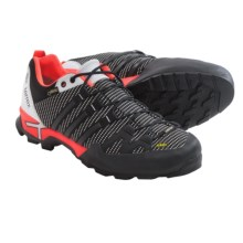 adidas outdoor Terrex Scope Gore-Tex® Hiking Shoes - Waterproof (For Men) in Black/Solar Red/White - Closeouts