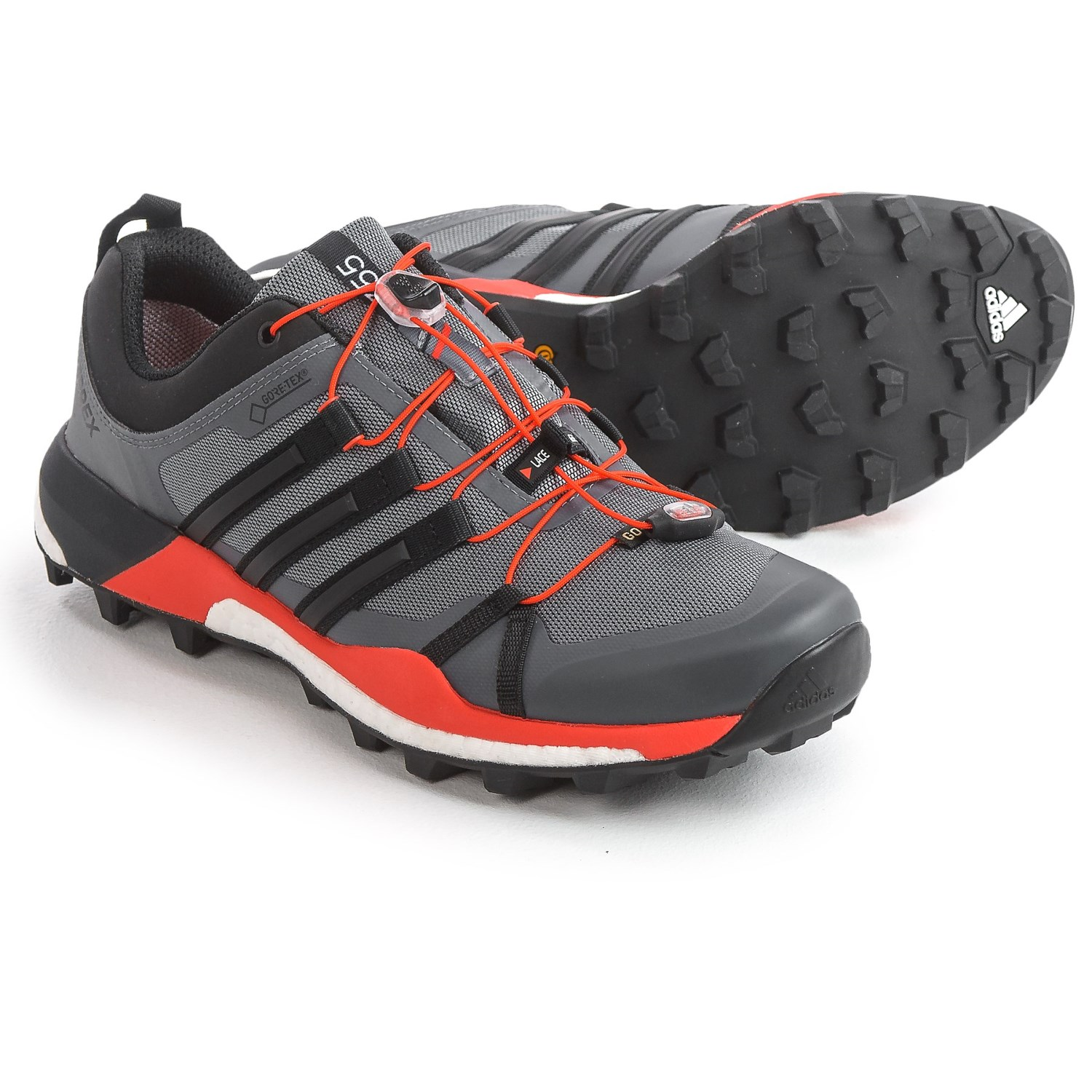 Running Vs Trail Shoes