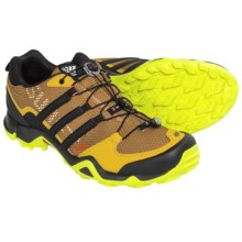 adidas outdoor Terrex Swift R Trail Running Shoes (For Men) in Gold Ochre/Solar Yellow/Raw Ochre - Closeouts