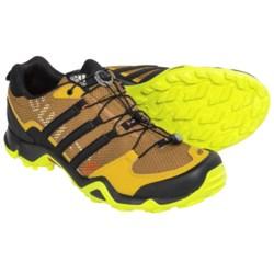 adidas outdoor Terrex Swift R Trail Running Shoes (For Men) in Gold Ochre/Solar Yellow/Raw Ochre
