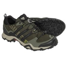 adidas outdoor Terrex Swift R Trail Running Shoes (For Men) in Night Cargo/Tech Beige/Base Green - Closeouts