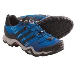 Adidas Outdoor Terrex Swift R Trail Running Shoes (For Men) in Tribe Blue/Black/Solar Zest