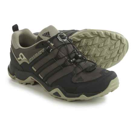 adidas outdoor Terrex Swift R Trail Running Shoes (For Men) in Umber/Black/Tech Beige - Closeouts