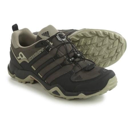 adidas outdoor Terrex Swift R Trail Running Shoes (For Men) in Umber/Black/Tech Beige