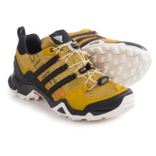 adidas outdoor Terrex Swift R Trail Running Shoes (For Women) in Semi Frozen Yellow/Black/Raw Ochre - Closeouts