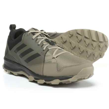 adidas outdoor Terrex Tracerocker Trail Running Shoes (For Men) in Utility Grey/Black/Simple Brown - Closeouts