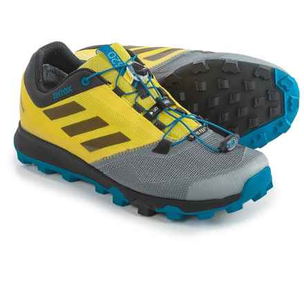 adidas outdoor Terrex Trailmaker Gore-Tex® Trail Running Shoes - Waterproof (For Men) in Bright Yellow/Black/White - Closeouts