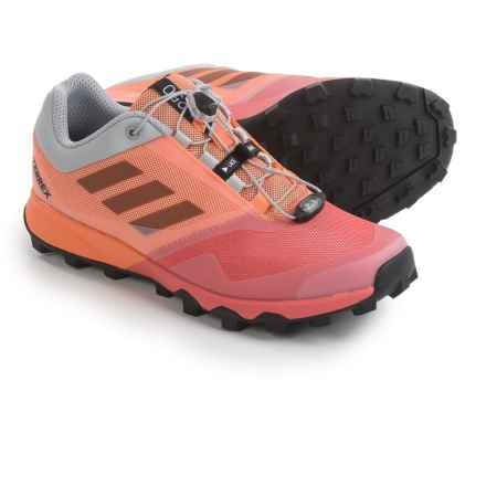 adidas outdoor Terrex Trailmaker Trail Running Shoes (For Women) in Easy Orange/Black/Tactile Pink - Closeouts