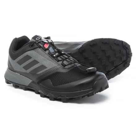 adidas outdoor Terrex Trailmaker Trail Running Shoes (For Women) in Vista Grey/Black/Tactile Pink - Closeouts