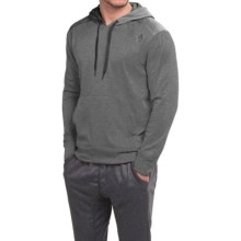adidas outdoor Ultimate Pullover Hoodie (For Men) in Dgh Solid Grey/Black - Closeouts