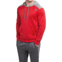 adidas outdoor Ultimate Pullover Hoodie (For Men) in Scarlet/Solid Grey - Closeouts