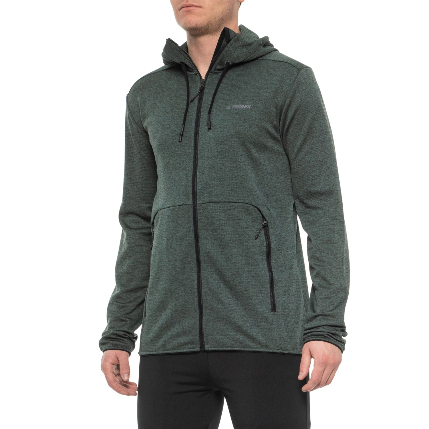 adidas outdoor Utility Ivy Climb the City Hoodie (For Men
