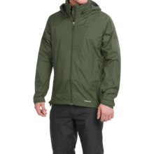 adidas outdoor Wandertag Jacket - Waterproof (For Men) in Base Green - Closeouts