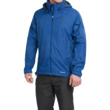 adidas outdoor Wandertag Jacket - Waterproof (For Men) in Blue Beauty - Closeouts