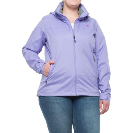 adidas outdoor Wandertag Jacket - Waterproof (For Women)