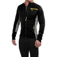 adidas outdoor Xperior Jacket - Windproof (For Men) in Black - Closeouts