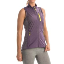 adidas outdoor Xperior Vest (For Women) in Ash Purple/Raw Ochre - Closeouts