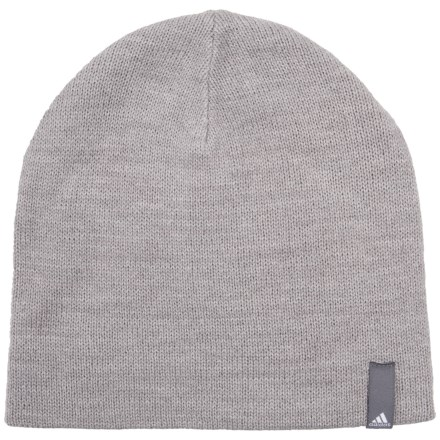 57b1d66aa adidas Perf Beanie in Medium Grey Heather/Vista Grey S15 - Closeouts