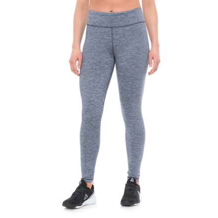 adidas Performer ClimaLite® Tights (For Women) in Trace Blue F17 - Closeouts