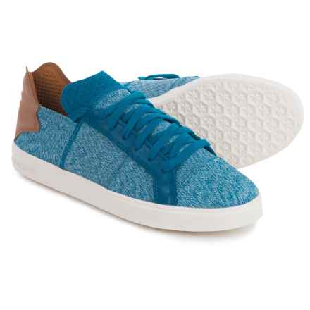 adidas Pharrell Williams Vulc Lace-Up Shoes (For Men) in Blue/Grey - Closeouts