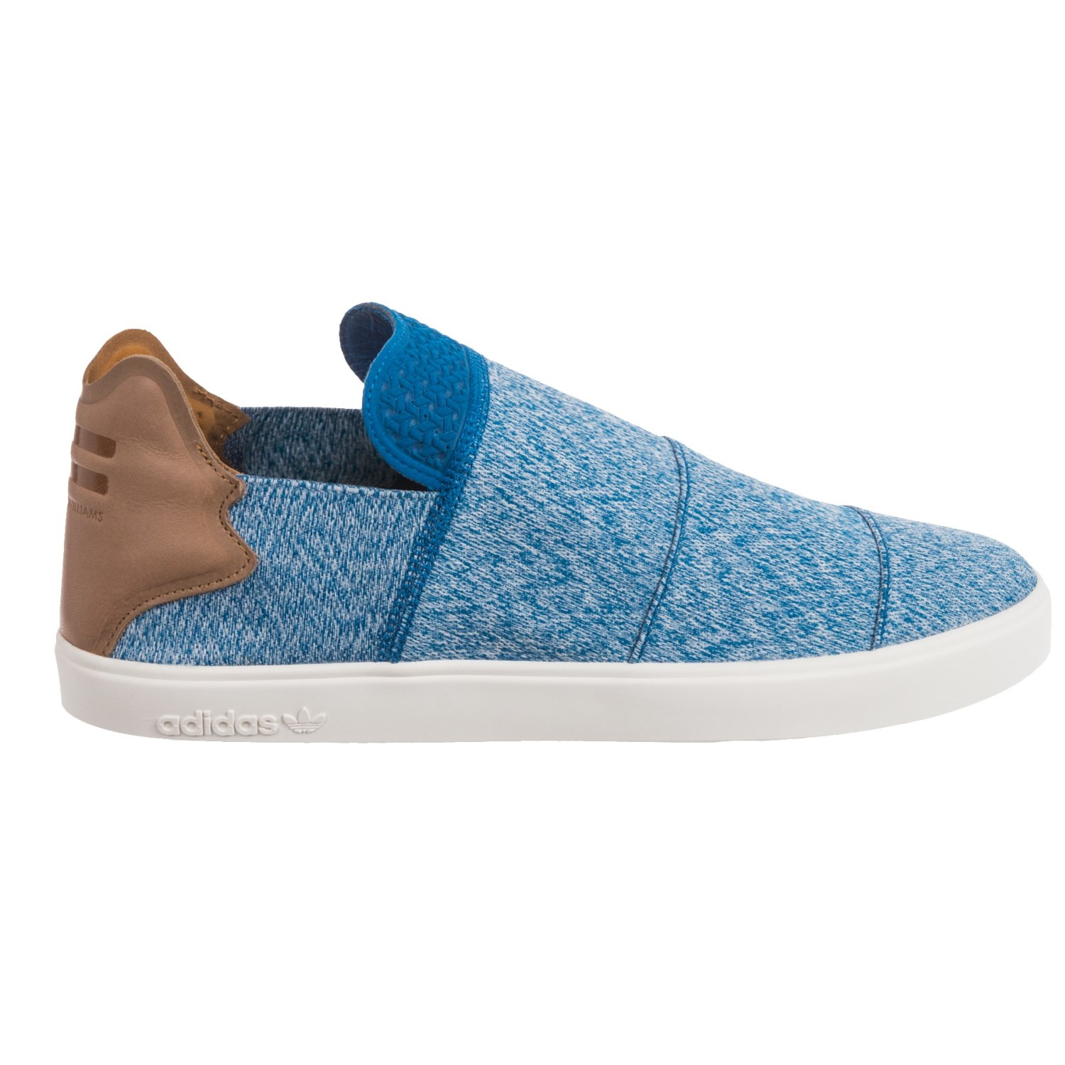adidas Pharrell Williams Vulc Shoes (For Men) - Save 53%
