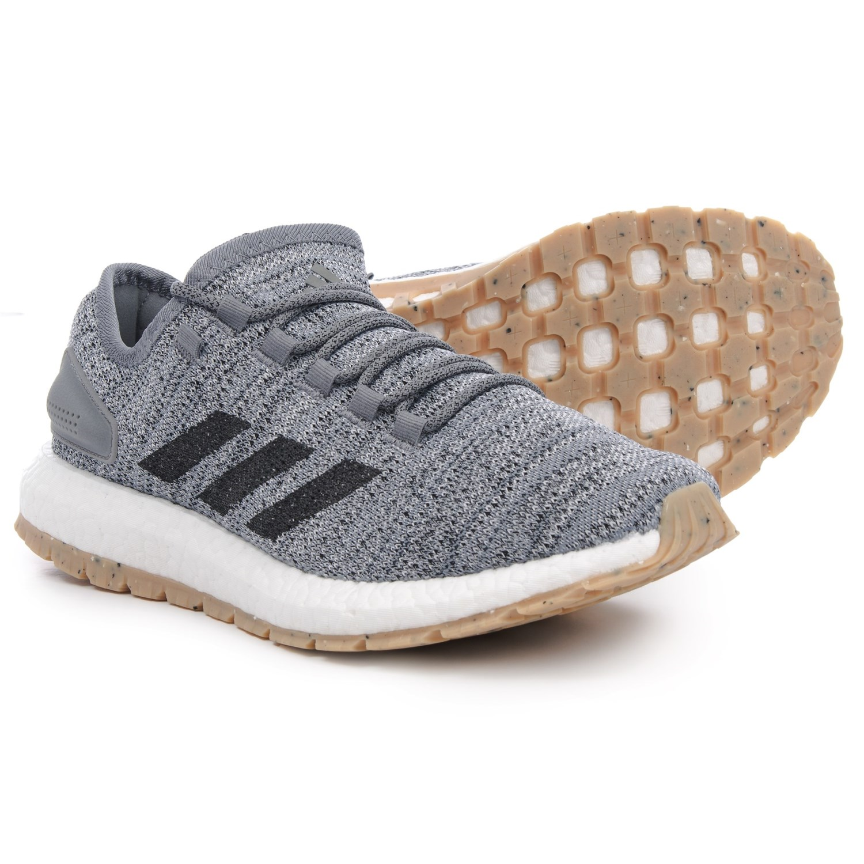 adidas PureBOOST All Terrain Trail Running Shoes (For Men) in Cloud  White Core 4cec7b305