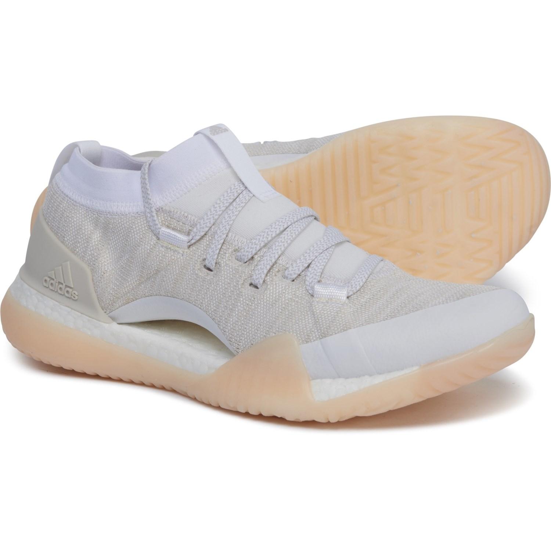 super popular cab3c cd47f adidas PureBOOST X Trainer 3.0 Training Shoes (For Women)