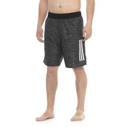 adidas Racer Swim Trunks (For Men) in Black - Closeouts
