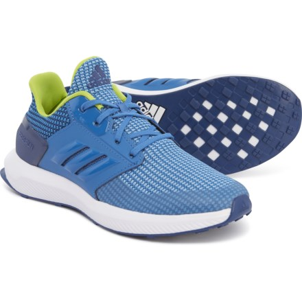 new product 1120c 771b1 adidas RapidaRun K Shoes (For Little and Big Kids) in Ash Blue - Closeouts