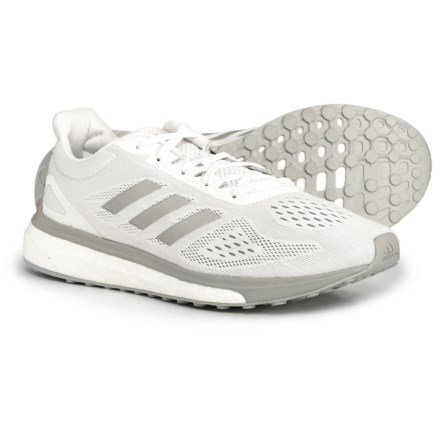 397cbfa85 adidas Response Limited Running Shoes (For Women) in Cloud White Silver  Metallic
