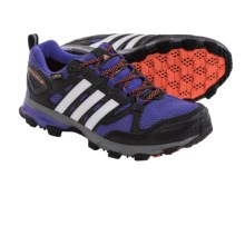 adidas Response Trail 21 Gore-Tex® Trail Running Shoes - Waterproof (For Women) in Night Flash/White/Flash Orange - Closeouts