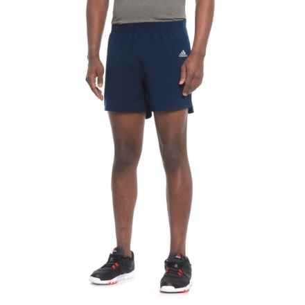 adidas RS Shorts - Built-In Brief (For Men) in Collegiate Navy - Closeouts