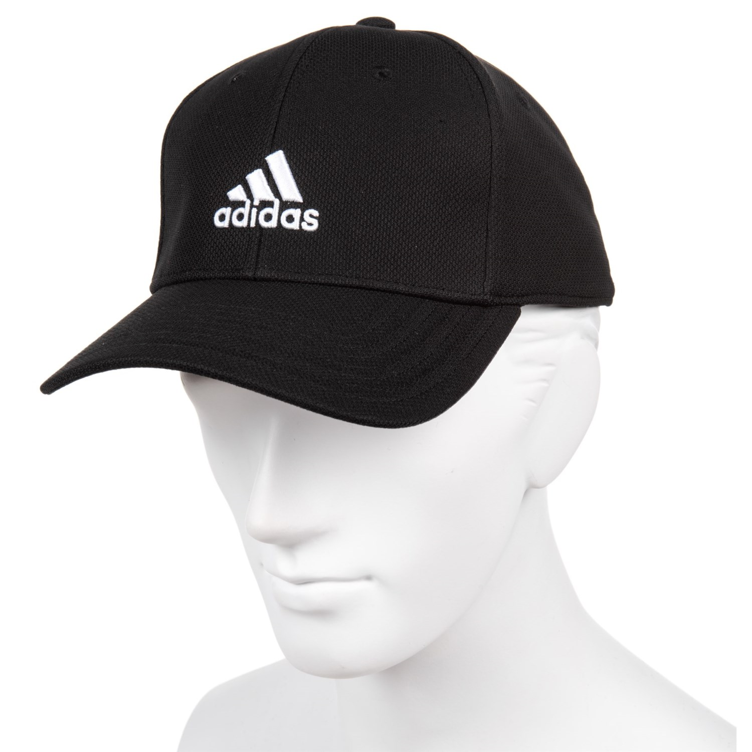 48317508 adidas Rucker Stretch Fit Baseball Cap (For Men) - Save 54%