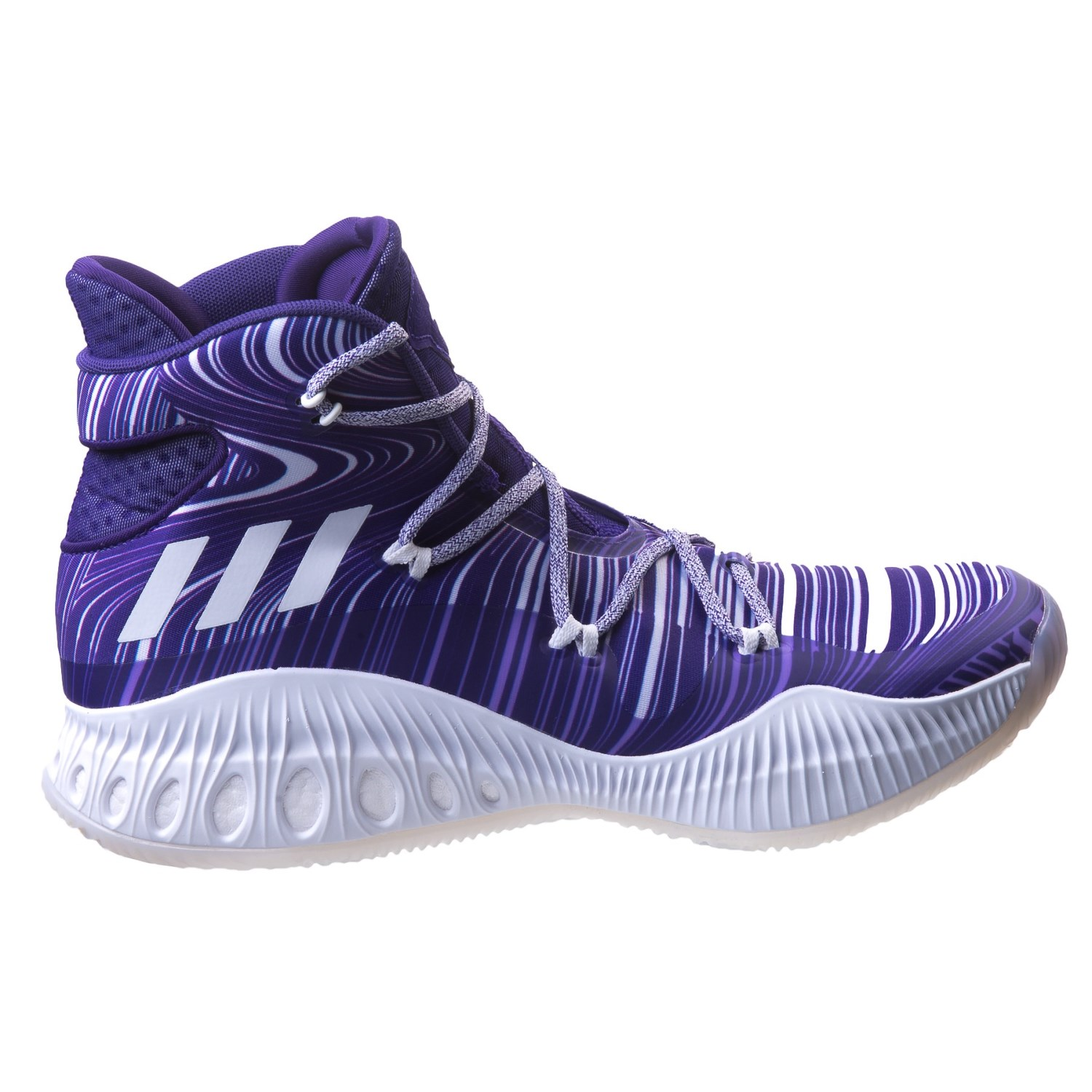 d9c0fb84e6cd7 adidas SM Crazy Explosive NBA Shoes (For Men) - Save 85%