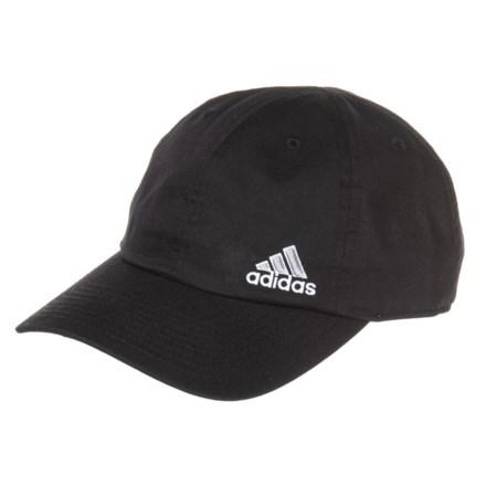 adidas Squad Cap (For Women) in Black White - Closeouts 6527c4c36b85
