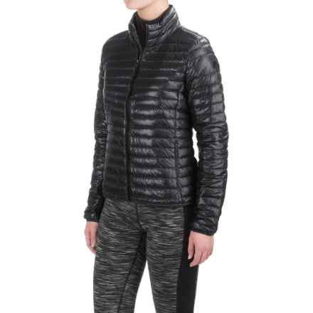 adidas Super Light Down Jacket (For Women) in Black - Closeouts