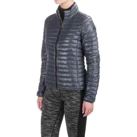 adidas Super Light Down Jacket (For Women) in Utility Blue - Closeouts