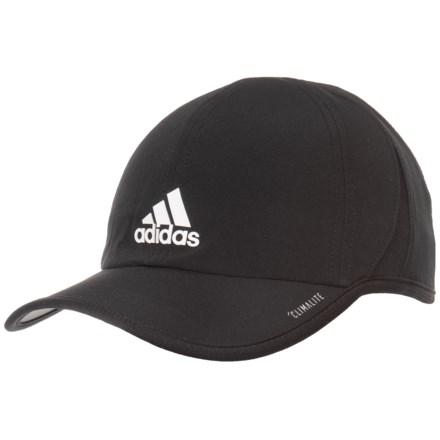 ef0dfeca80e adidas Superlite Baseball Cap - UPF 50 (For Men) in Black White -